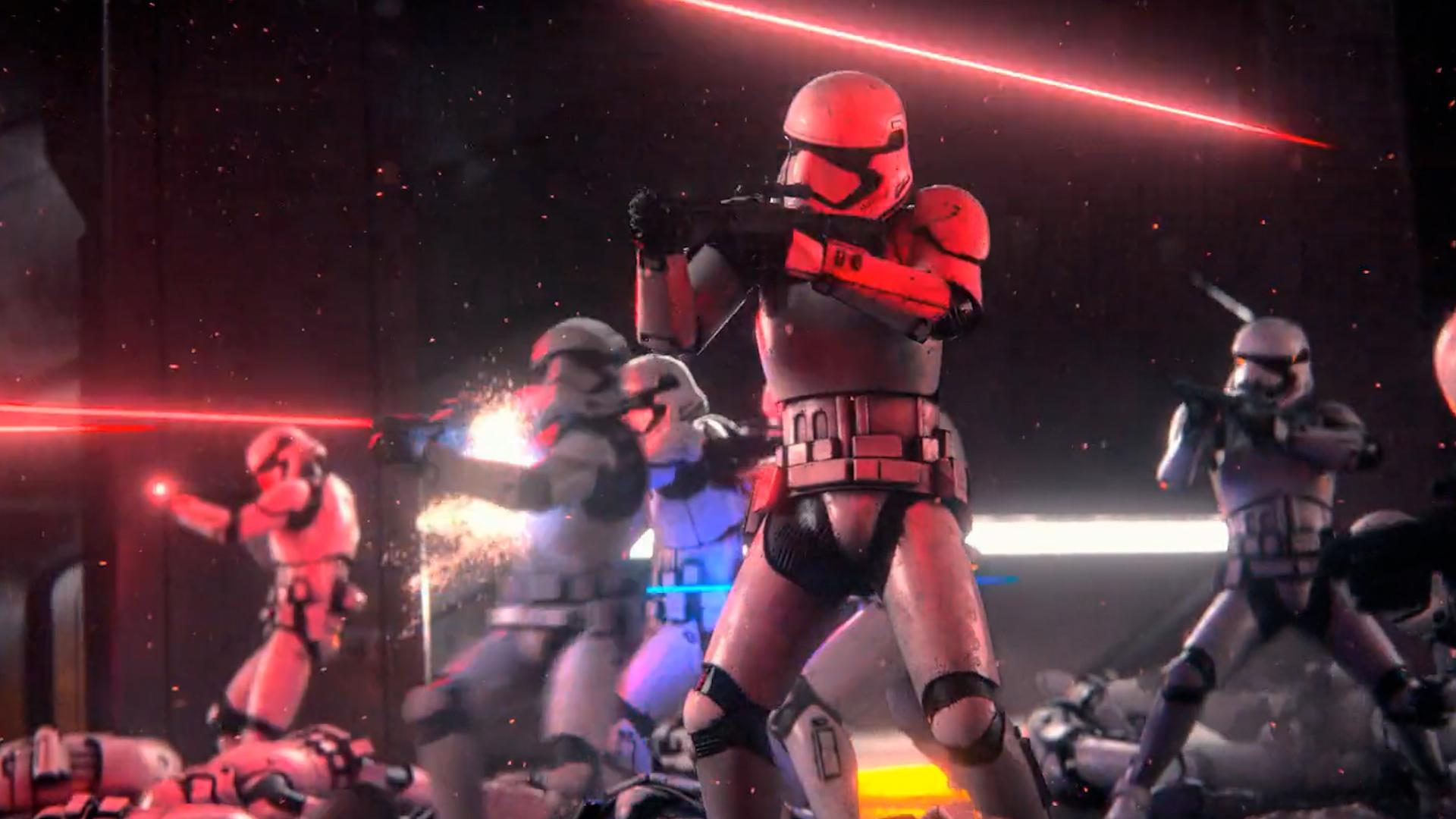 Star Wars: The Last stand (Fan Film)